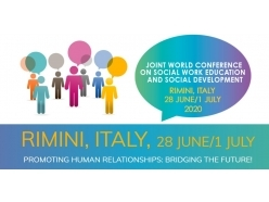 Joint World Conference on Social Work Education and Social Development